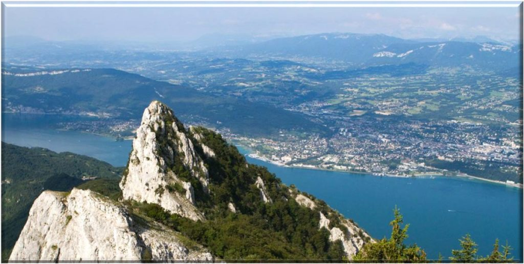 Dent du chat -Lac du Bourget