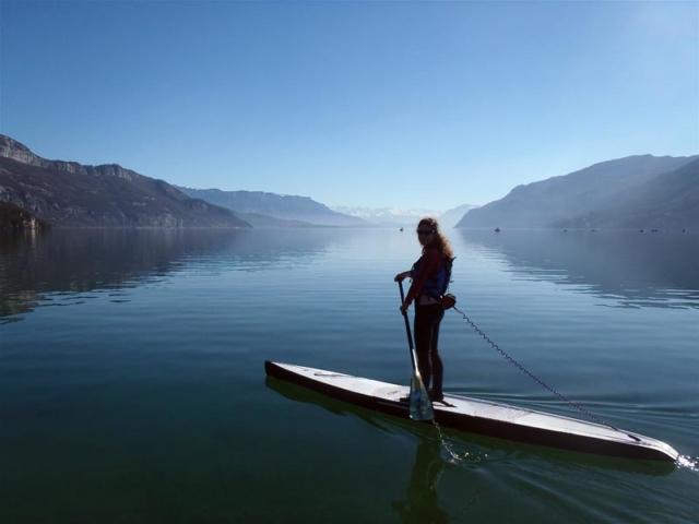 Paddle CLBCK Rhôn'Ô Lac - rhonolac rhonolac.fr Chambéry Le Bourget canoë kayak Lac du Bourget navigation de nuit clair de lune Chanaz Conjux Canal de Savière Aix les Bains Aix Riviera Hautecombe Savoie