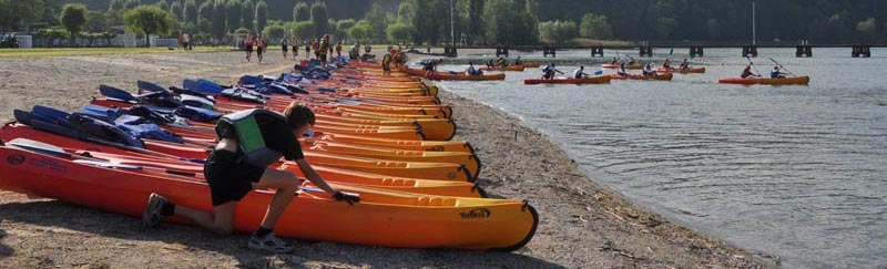 CLBCK Rhôn'Ô Lac - rhonolac rhonolac.fr Chambéry Le Bourget canoë kayak Lac du Bourget navigation de nuit clair de lune Chanaz Conjux Canal de Savière Aix les Bains Aix Riviera Hautecombe Savoie